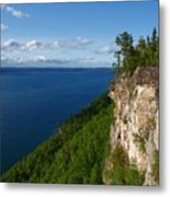 Thunder Bay Lookout Metal Print