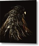 Thunder Bird Metal Print