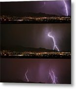 Thunderstorm Sequence Metal Print
