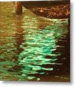 Tidal Hues Metal Print