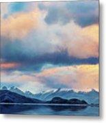Tierra Del Fuego Metal Print