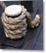 Tight Rope Metal Print