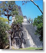 Tikal Iv Metal Print