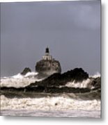 Tillamook Lighthouse Metal Print