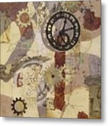 time after Sometime Metal Print