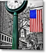 Time For Lunch Metal Print