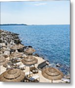 Time For Relaxation Metal Print