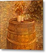 Time For Wine - 6015 Metal Print