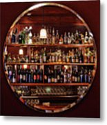 Time In A Bottle - Croce's Place Metal Print