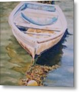 Time N Tide Metal Print