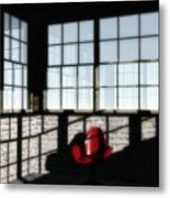Time Out Metal Print