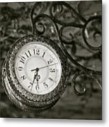 Time Passages Metal Print