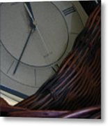 Time Standing Still Metal Print