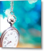 Time To Travel Metal Print