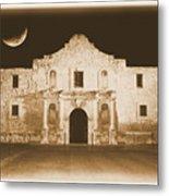Timeless Alamo Metal Print