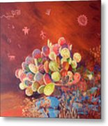 Timeless Metal Print by Jean Ann Curry Hess