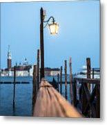 Timeless Venice Metal Print