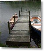 Tinmouth Pond Vermont Metal Print
