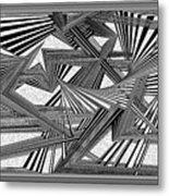 Tnaidar Metal Print