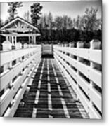 To A Quiet Place Metal Print