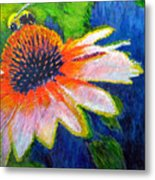 To Bee Metal Print