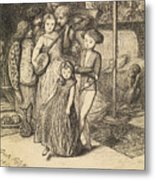 To Caper Nimbly In A Lady's Chamber To The Lascivious Pleasing Of A Lute Metal Print