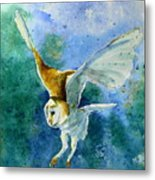 To Catch A Mouse Metal Print