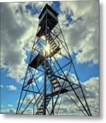 To Climb Or Not To Climb Metal Print
