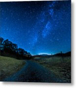 To The Milky Way Metal Print