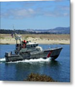 To The Rescue 2 Metal Print
