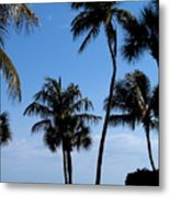 To The Sea Metal Print by Richard Mansfield