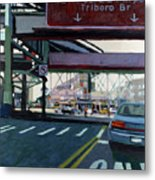 To The Triboro Metal Print