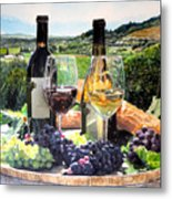 Toast Of The Valley Metal Print