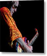 Todd Rundgren And The Fool Metal Print