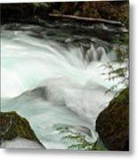 Toketee Falls 7 Metal Print
