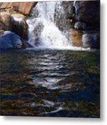 Tokopah Falls Trail Metal Print