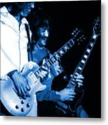 Tom And Barry Metal Print