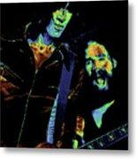 Tom And Brad In Spokane 2 Metal Print