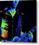 Cosmic Guitar 3 Metal Print