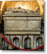 Tomb Of Dom Henrique Metal Print