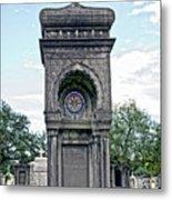 Tomb Of General P G T Beauregards Daughter Metal Print