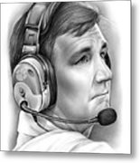 Tommy Bowden Metal Print