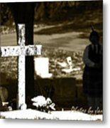 Tones Of The Dead Metal Print