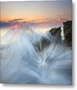 Too Close For Comfort Metal Print