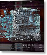 Too Much Information  Metal Print