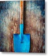 Tools On Wood 72 Metal Print