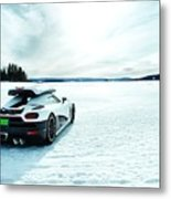 Top Gear Metal Print