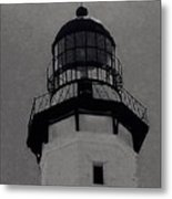 Top Of The Lighthouse Metal Print