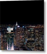 Top Of The Rock 3 Metal Print