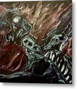 Tormented Soul Metal Print